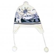 Bonnet péruvien pour bébé wawa 4