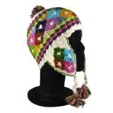 Bonnet Péruvien modèle Fruits des Andes 1