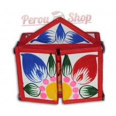 Retable péruvien en miniature modèle crèche péruvienne