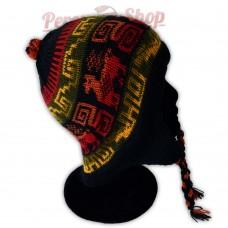 Bonnet Péruvien modèle Urubamba