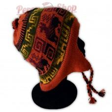 Bonnet Péruvien modèle Chincheros