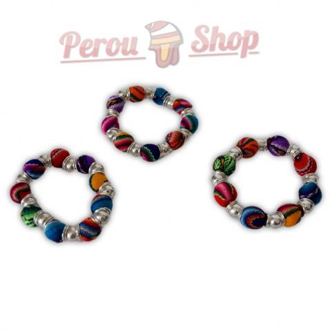 Bracelet péruvien modèle Machupicchu