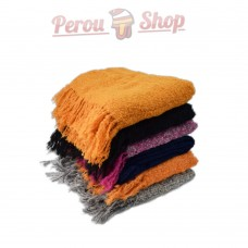 Châle en laine d'alpaga