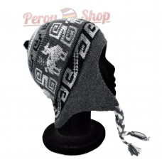Bonnet Péruvien gris