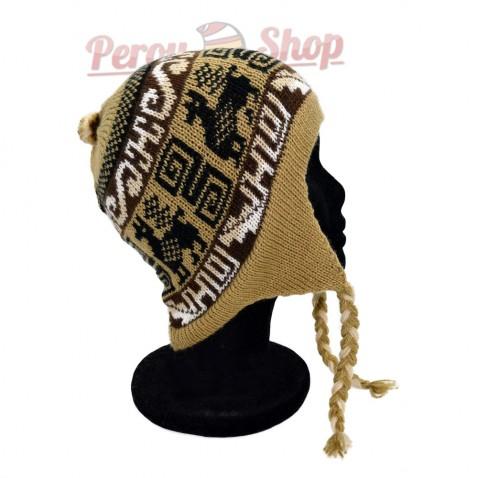 Bonnet Péruvien modèle Huascaran