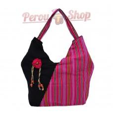Sac en tissu péruvien modèle Lima
