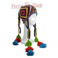 Bonnet péruvien Inti Raymi