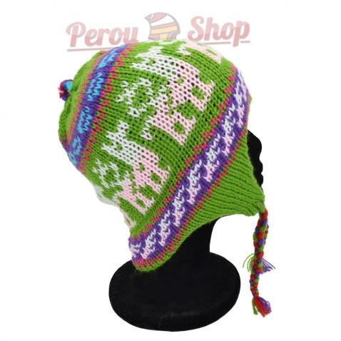 Bonnet Péruvien vert