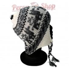 Bonnet péruvien modèle Pachacamac