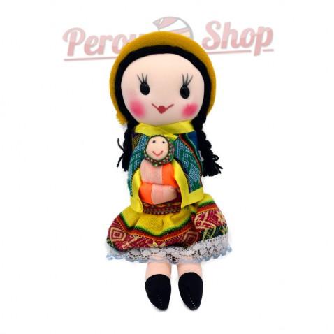 Poupée Cholita