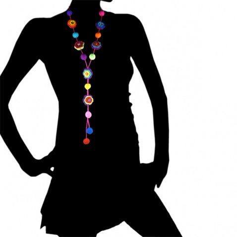 Collier andin