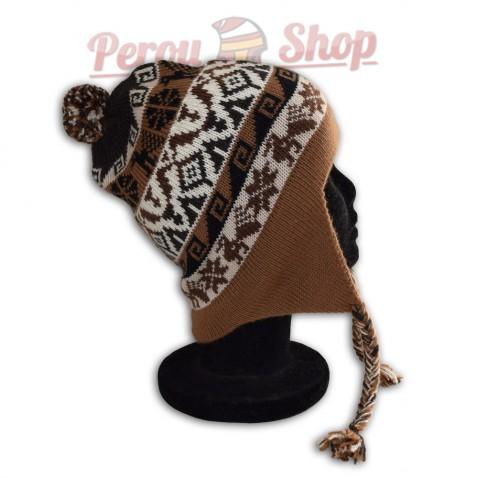Bonnet Péruvien modèle Nazca