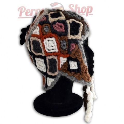 Bonnet Péruvien modèle Terre Péruviennes