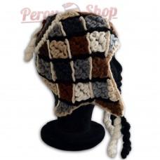 Bonnet Péruvien modèle Terres des Incas