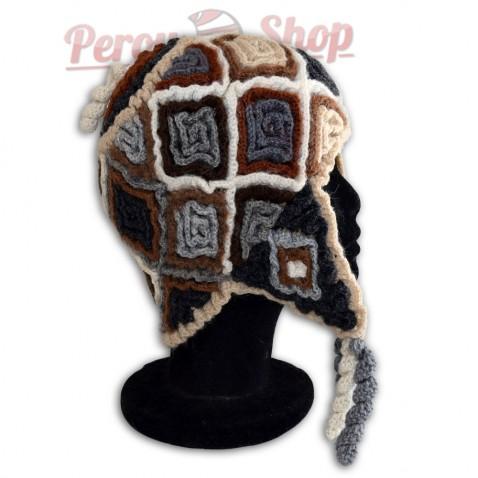 Bonnet Péruvien modèle Tierras Peruanas