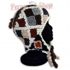 Bonnet Péruvien modèle Tierras incas