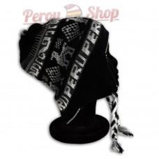 Bonnet Péruvien réversible Atahualpa
