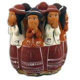 Chismosas en céramique